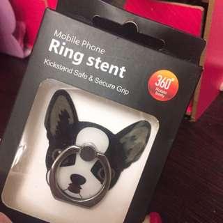 Phone ring 法斗電話戒指