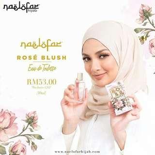 NEELOFA PERFUME (ROSE BLUSH)