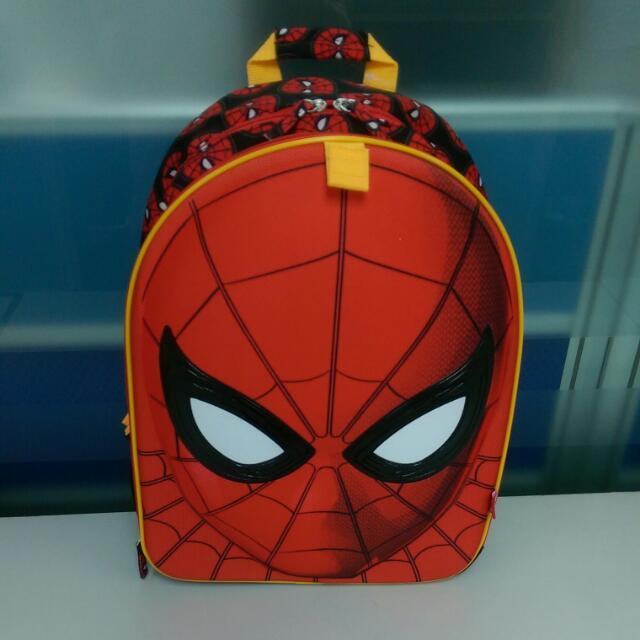 廸士尼正版蜘蛛人後背包