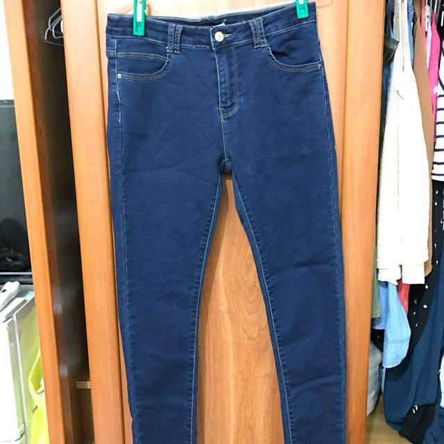 全新單寧牛仔褲
