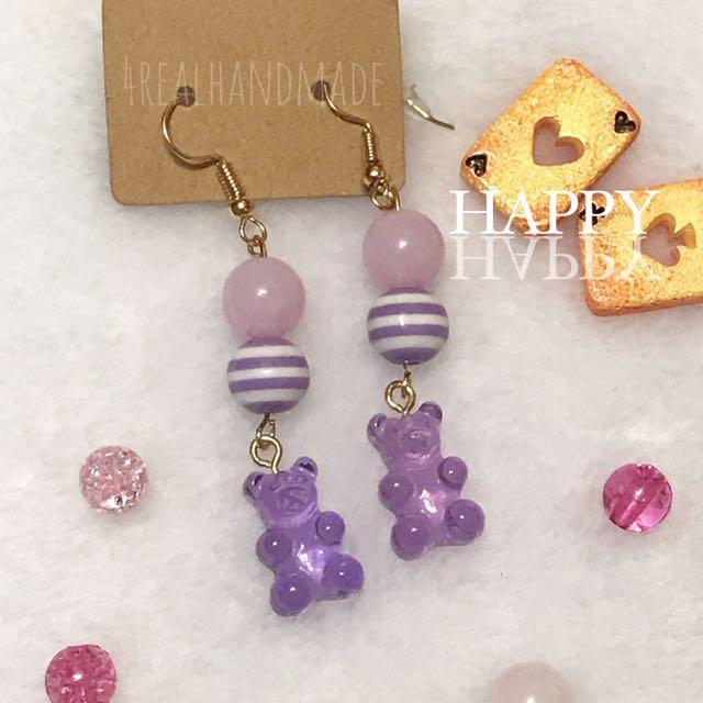 💜浪漫紫小熊💜