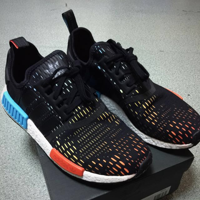 b53f1767 Nmd Adidas Footlocker R1 eu Moda Rainbow Exclusive ZdzBd4q at ...