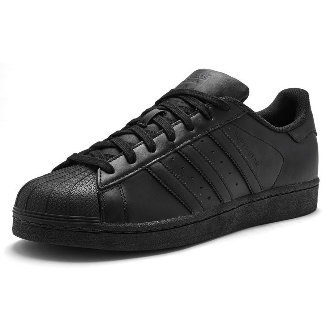 size 40 0c439 4d17d adidas Superstar Foundation Originals Trainers Sneakers ...