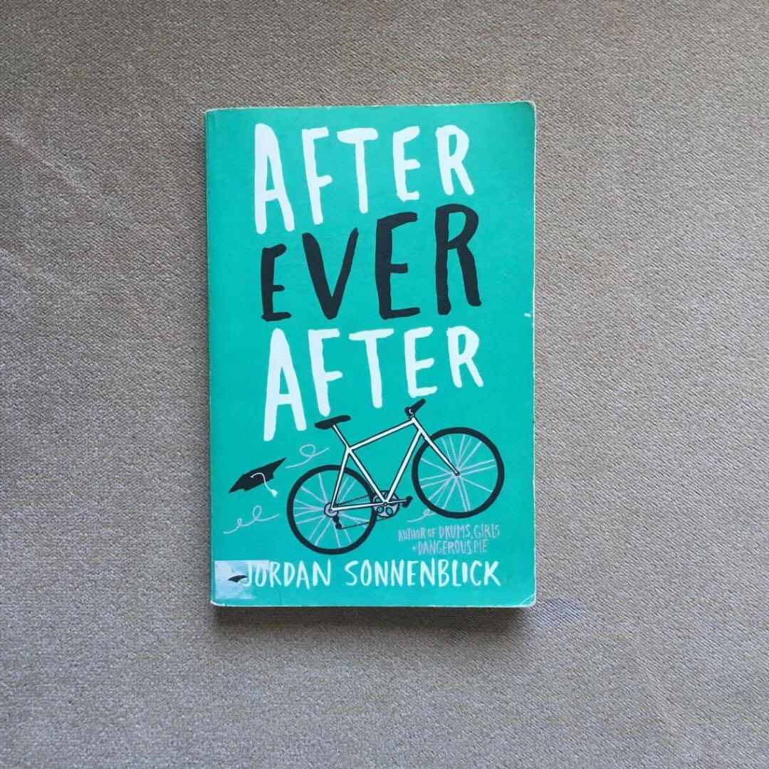 After Ever After (Drums, Girls, & Dangerous Pie # 2)