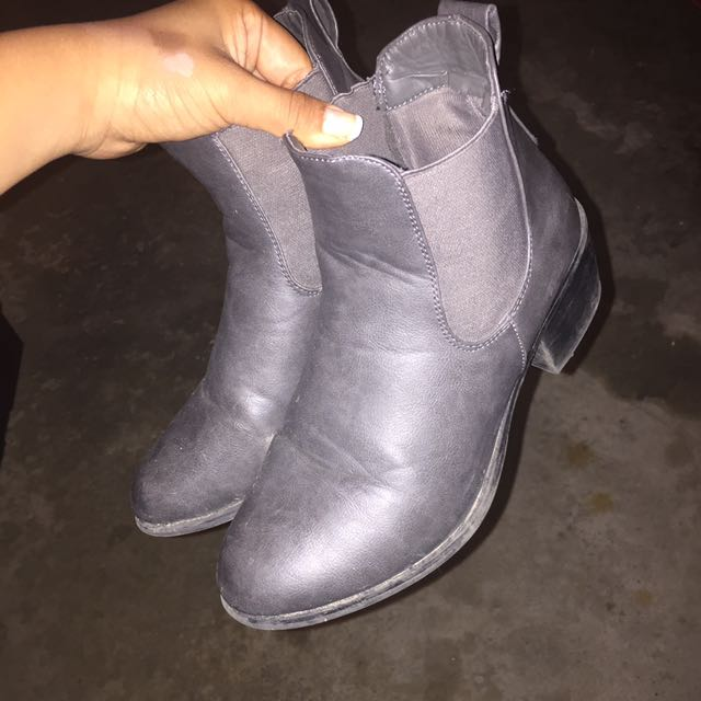 Ardene grey boots