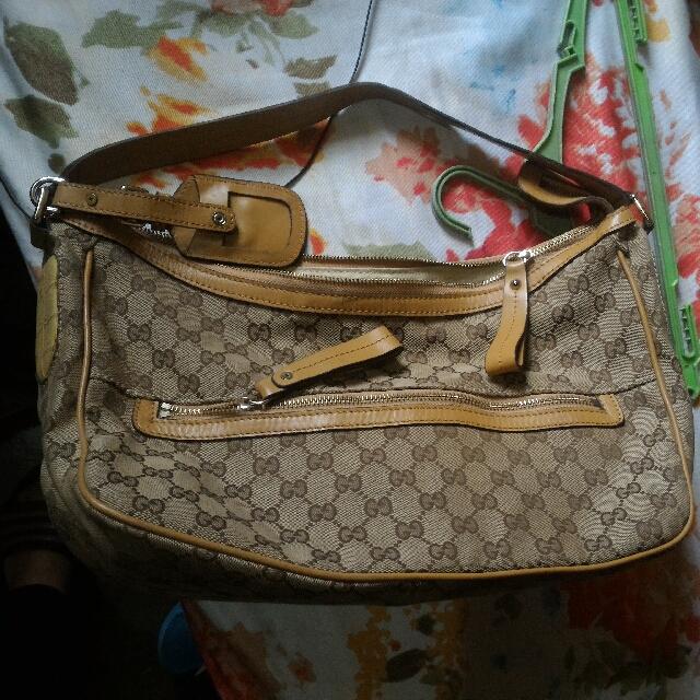 sale!orig Gucci Hobo Bag