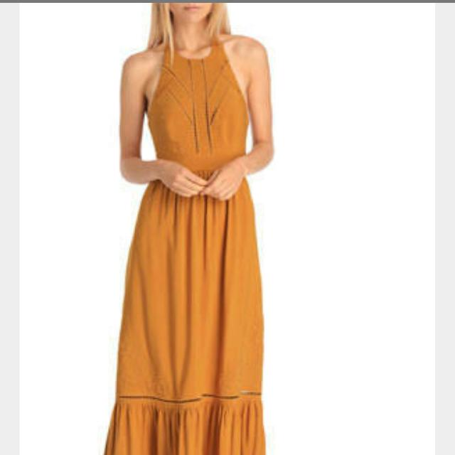 Bardot Maxi Dress Size 8
