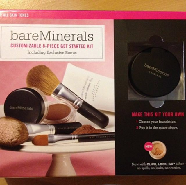 Bare Minerals: Makeup You Can Sleep In