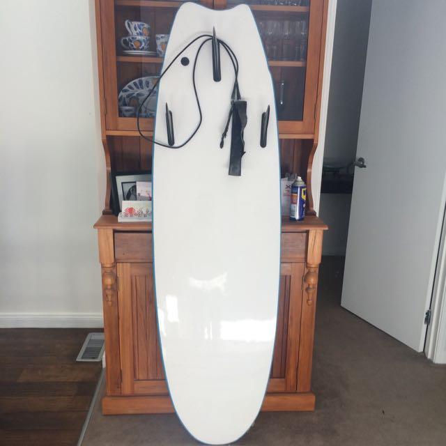 Billow Surf Board