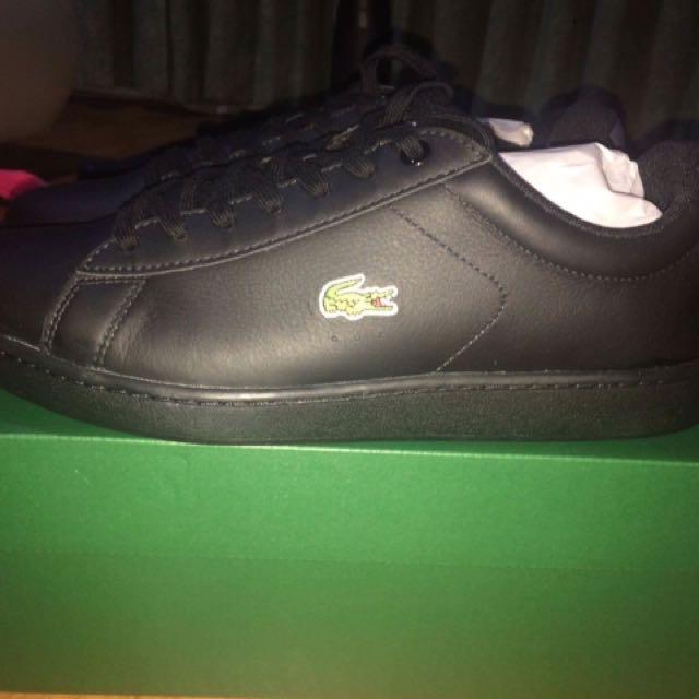 Black Carnaby evo shoes