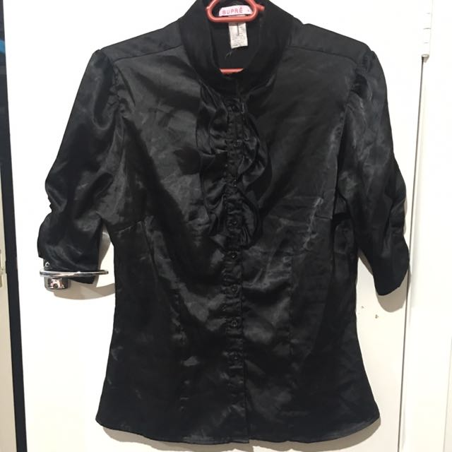 Black Supre blouse