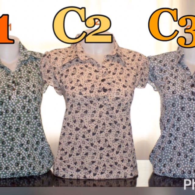 BLOUSE SMALL TO XXL AVAILABLE