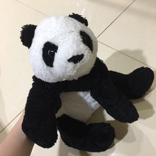 Boneka Panda Cute Lucu Imut Toys Collectibles Others On Carousell