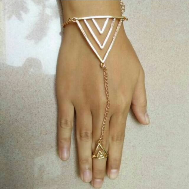 Bracelet + Ring