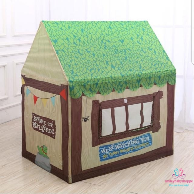 Brand New Unique Creative Kids Outdoor Indoor Play Tent Forest Clubhouse  Design Children Girls Boys Pretend Play Role Play Play House Preorder, ...