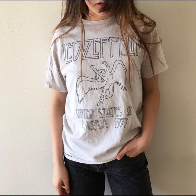 Brandy Melville Led Zeppelin Tshirt *REDUCED*