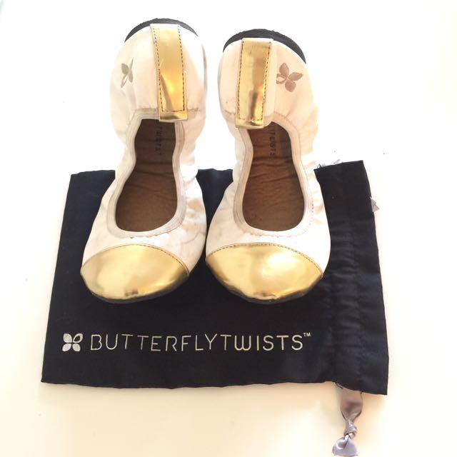 BUTTERFLY TWIST Ballerinas