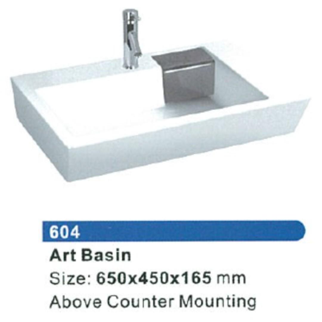 Casanova Countertop basin