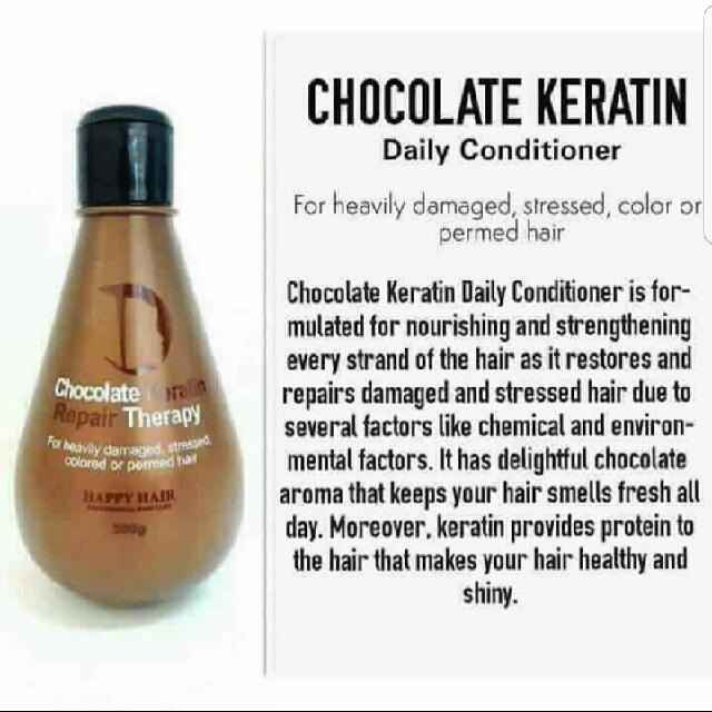 Choco Keratin 500ml