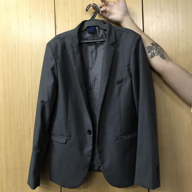 Coat (Small/Gray)