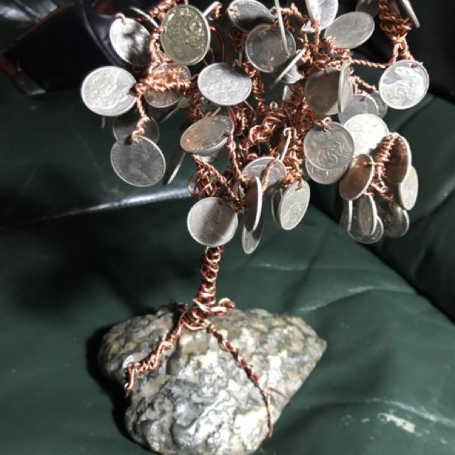 Copper wire chi (tree)