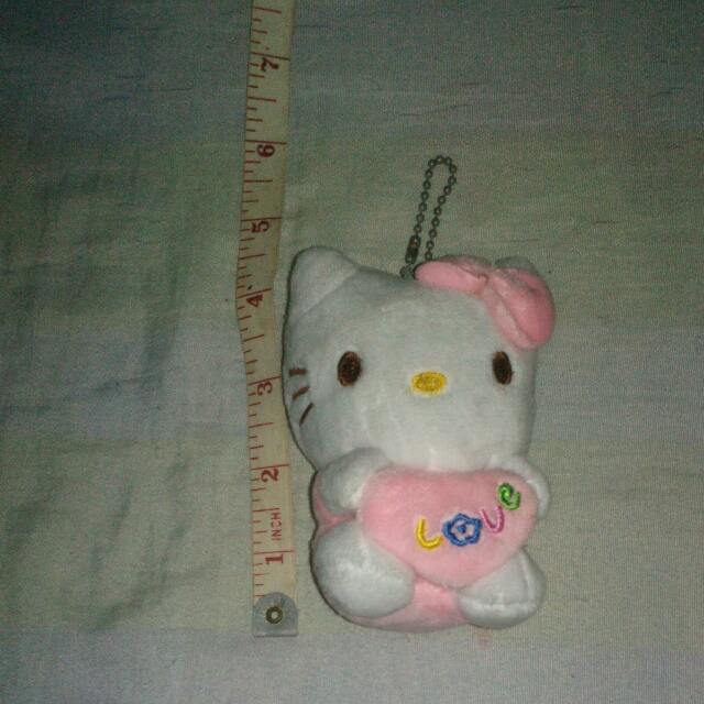 Cute Helo Kitty Bear