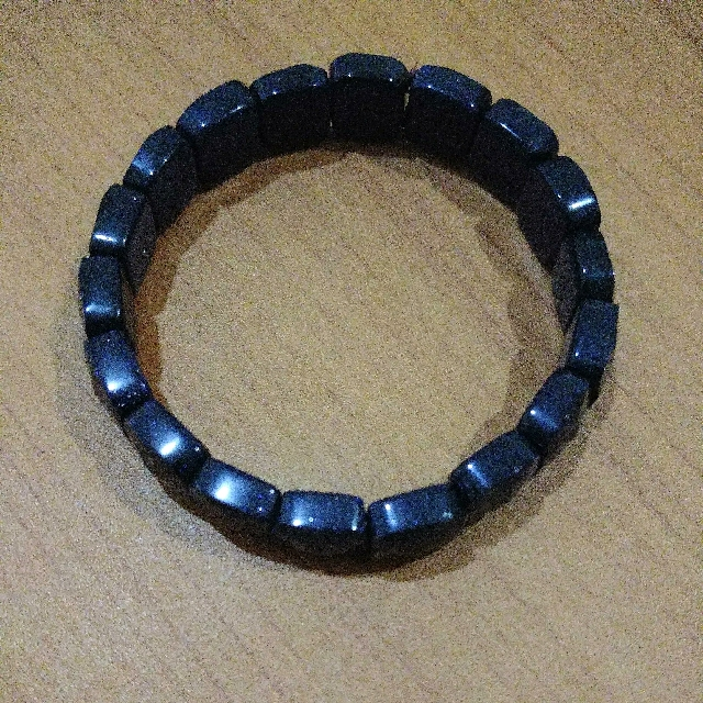Dark Purple Bracelet