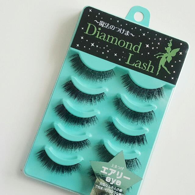 diamond lash 5 pack (Japanese cosmetics)