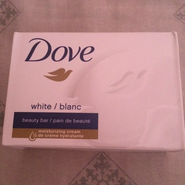 Dove Soap 1/4 Moisturizing Cream