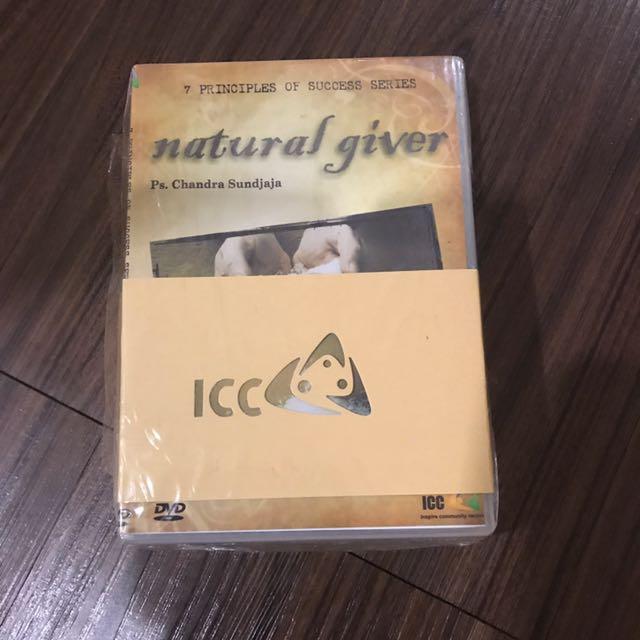 DVD Series, DVD Rohani, DVD Kristen