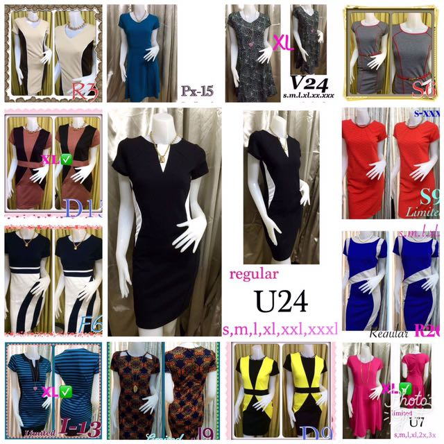 EXTRA LARGE DRESS (ideal for 32-34 waist line)