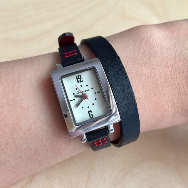 Fashion Wrap Watch Jam Tangan Lilit Arloji Wanita