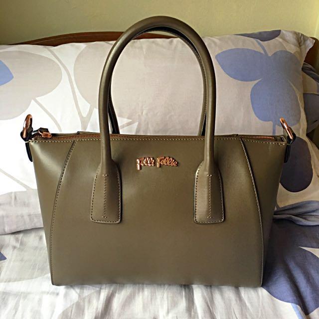 816d42481071 Folli Follie Tote Bag With Detachable Adjule Strap Women S