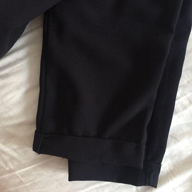Forever 21 Black Pants