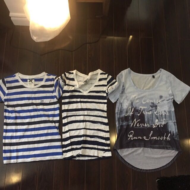 Free Clothes With Purchase