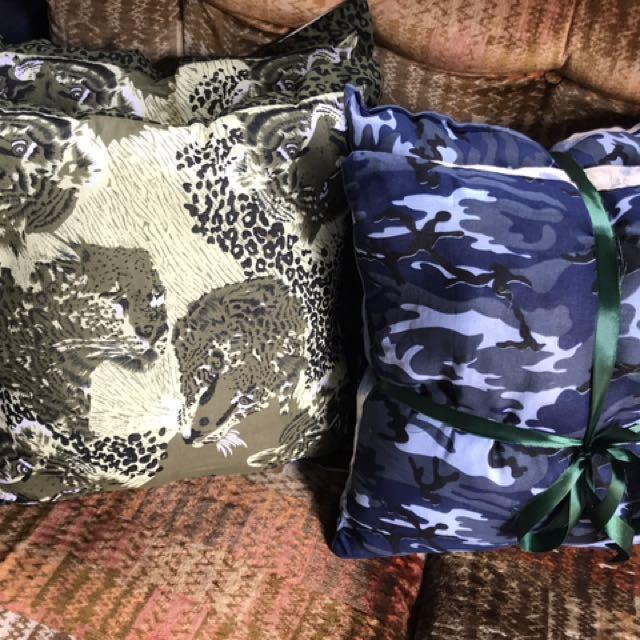 Gangster Pillows