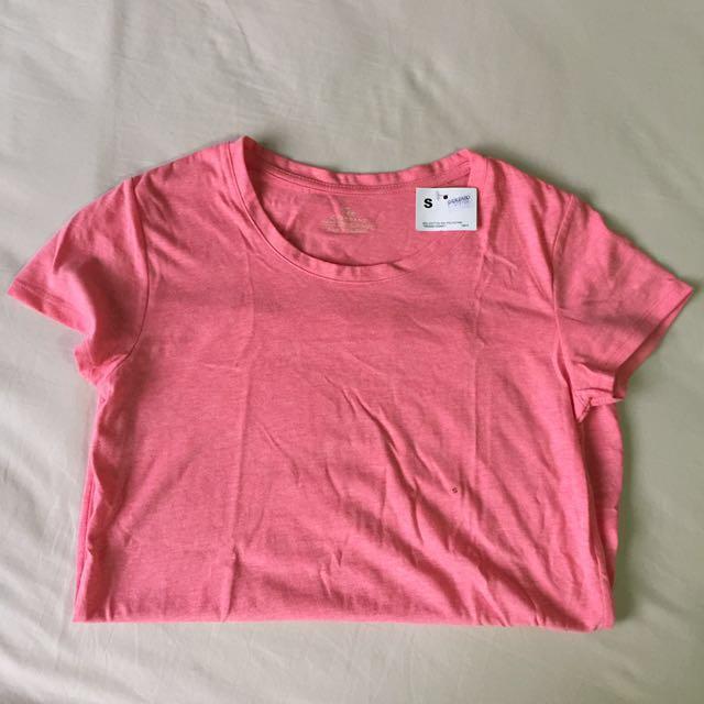 Giordano Peach T-Shirt