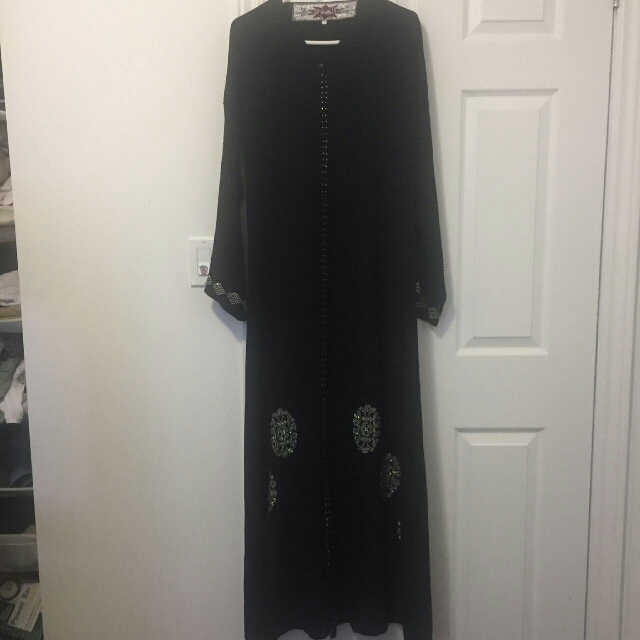 Glam Dress/Abaya