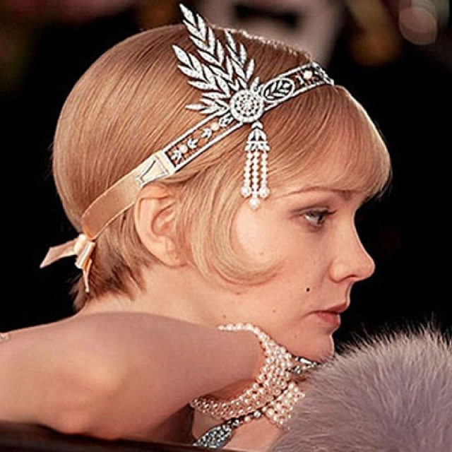 Great Gatsby Headpiece