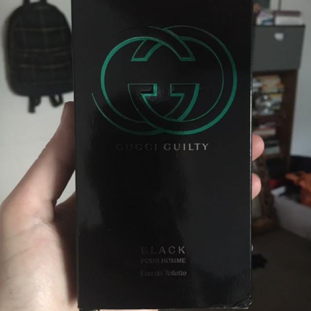 GUCCI Guilty (Black) - 100mL