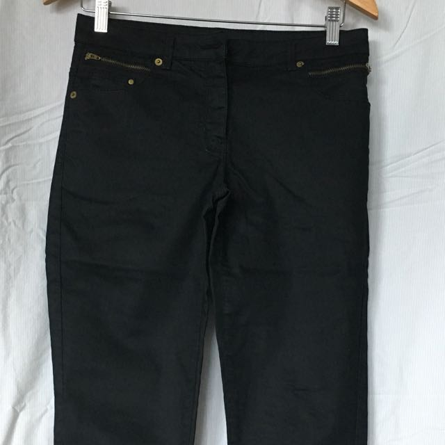 H&M dress pants with details