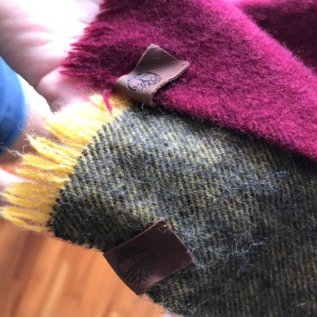 [IB] Timberland Wool Scarf
