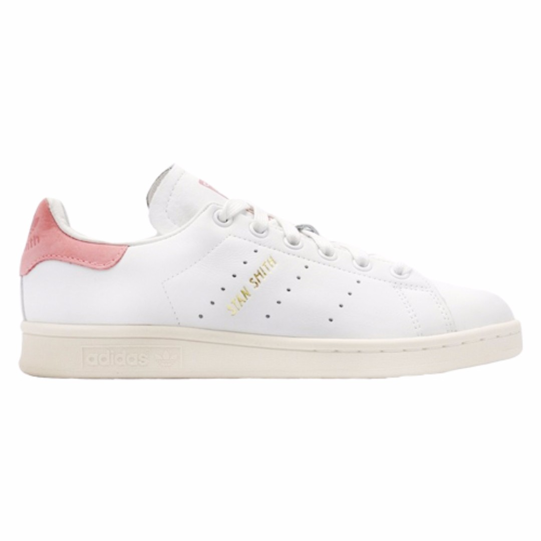 3f8aeeae74fb7c INSTOCKS  Adidas Stan Smith (Ray Pink)