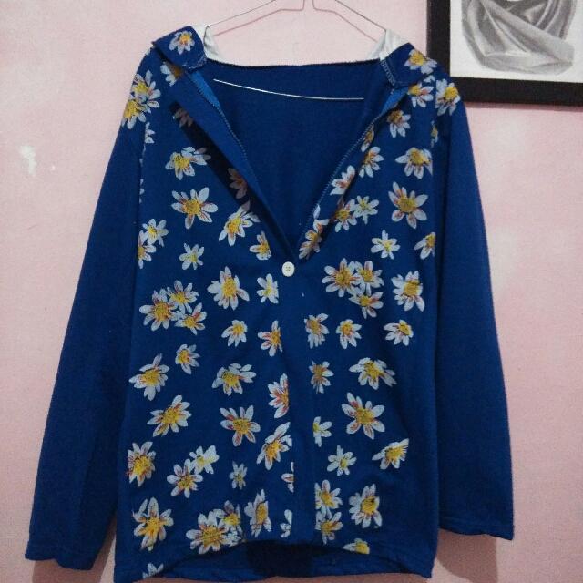 Jaket Bunga-bunga