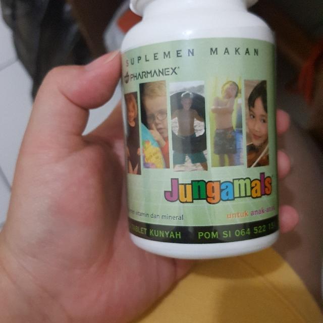 Jungamals Lifepack Nuskin For Kids