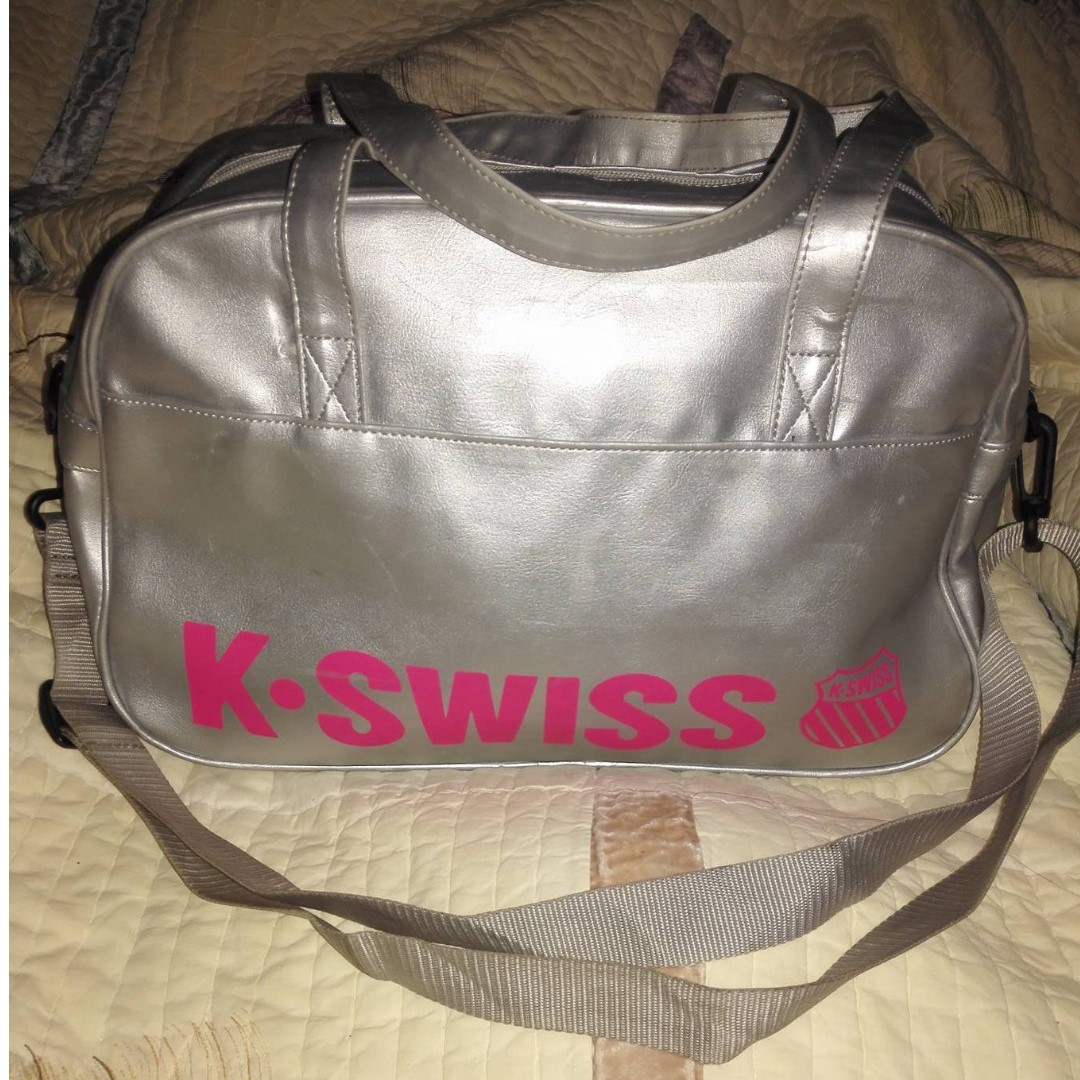 K SWISS CROSSBODY BAG