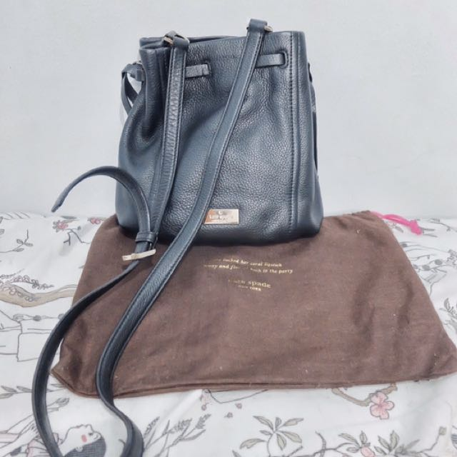 kate spade bucket authentic
