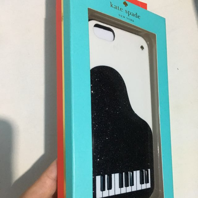 Kate Spade NY Bejeweled Grand Piano Case For iPhone 6 / 6s