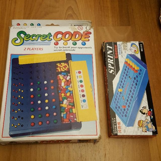 KIDS IQ MEMORY GAME SECRET CODE, Toys & Games, Bricks