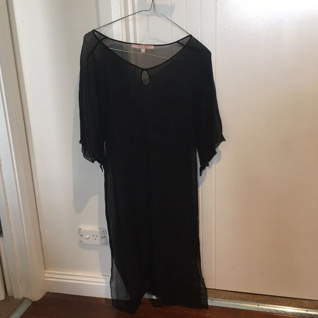 Lisa Ho Designer Silk Dress